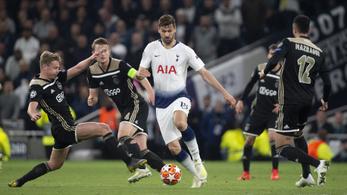 Ajax-Tottenham 2-3