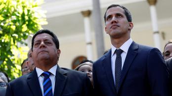 Autóstul vették őrizetbe Guaidó helyettesét