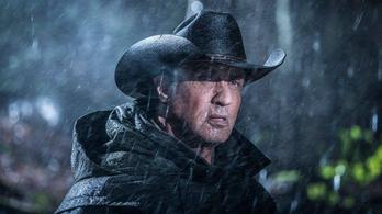 Stallone Cannes-ba viszi a Rambo 5-öt