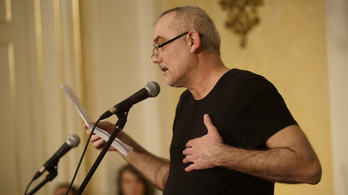 Nemzetközi irodalmi díjat kapott Darvasi László