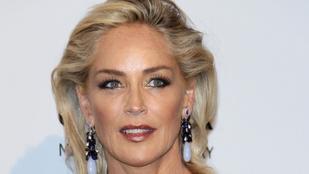 Sharon Stone félmeztelenül elevenítette fel az Elemi ösztön ikonikus jelenetét