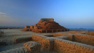 Az ókor Borgjai: a Harappa-civilizáció