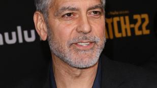Mindenki azt hitte, hogy George Clooney a királyi bébi keresztapja