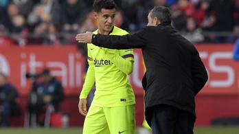 A Barca máris piacra dobta története legdrágább futballistáját