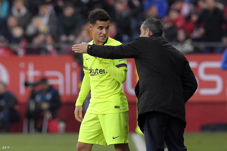 Coutinho és Valverde