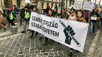 A magyar egyetemisták fele külföldre menne
