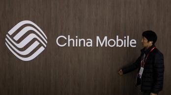 Nem engedik be az USA-ba a China Mobile-t
