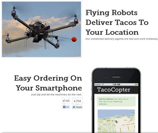 http://tacocopter.com/
