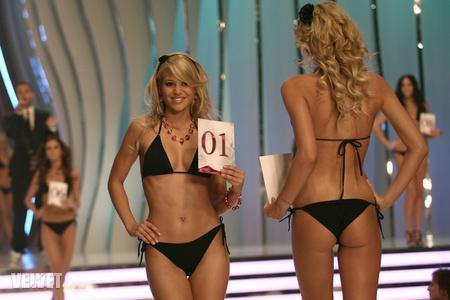 A 2011-es szépségversenyen