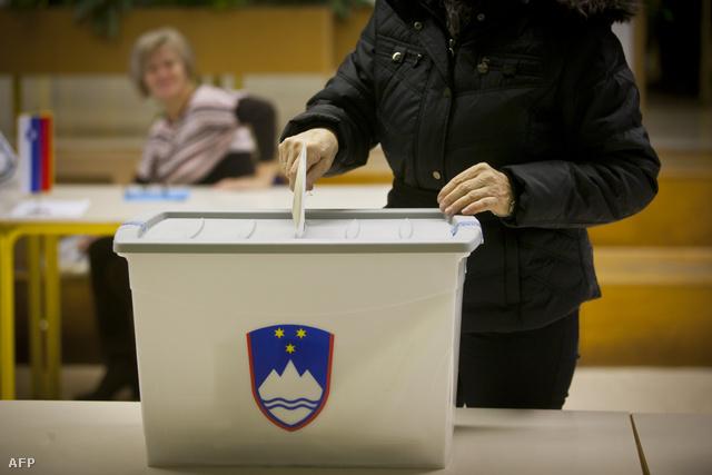 Szlovénia vasárnap szavaz
