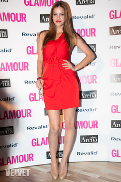 Palvin Barbara a Glamour Women of the Year gálán
