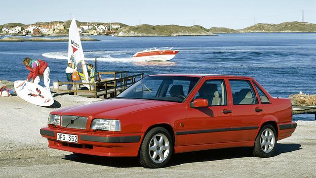 Volvo 850 20T