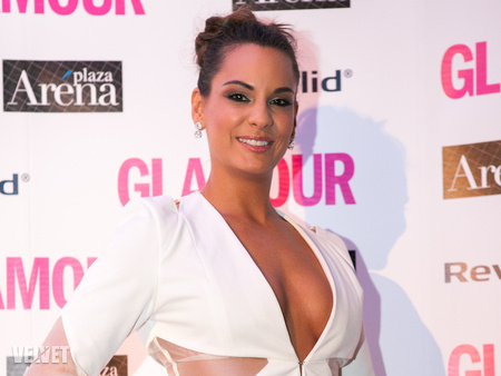 Kisó a Glamour Women of the Year gálán