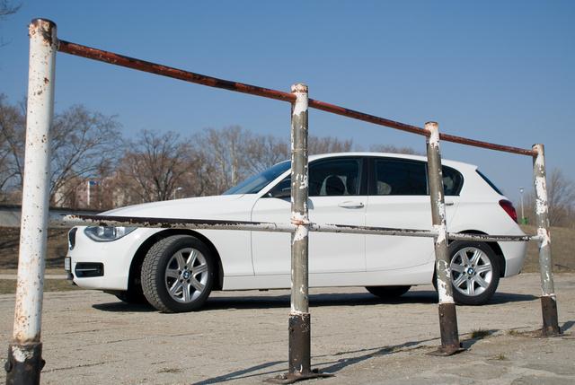 BMW-s arányok: hosszú orr, kevés többi