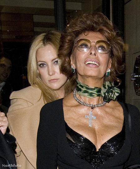 Vajon Sophia Loren felnőtt?
