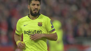 Meg kell műteni Luis Suárezt