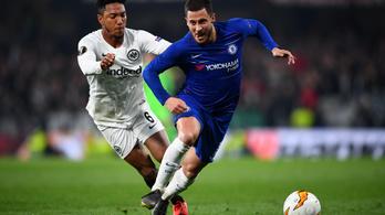 A Chelsea büntetőkkel verte Frankfurtot, az Arsenal gálameccsen lett El-döntős