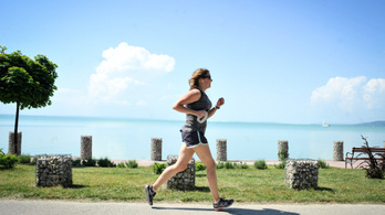 Több mint 13 ezren futnak hétvégén a Balaton körül