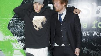 Megjelent Ed Sheeran és Justin Bieber közös száma