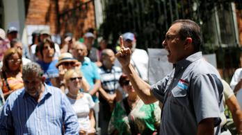 Nagykövetségekre menekült három venezuelai képviselő