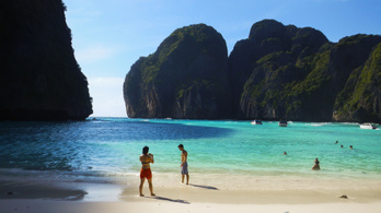 2021-ig lesz lezárva A partból ismert thai öböl