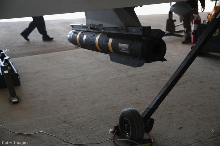 A Hellfire rakéta hagyományos változata