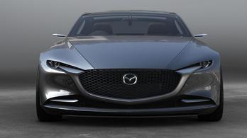 Soros hathengereseket fejleszt a Mazda
