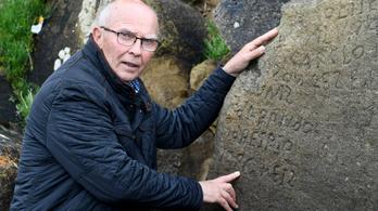 Kétezer eurót ér egy 230 éves kőfelirat megfejtése