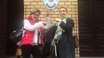 Pert nyert a hajléktalan nő, akit kidobott a rendszerből a kormányhivatal