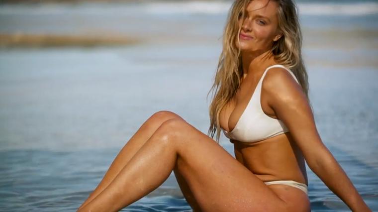 Eddig már rengeteg szó esett arról, hogy Palvin Barbara megint szerepel a Sports Illustrated 2019-es bikinis kiadásában