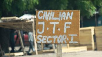 900 gyerekkatona szerelhetett le a Boko Haram-ellenes szervezettől