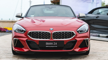 Bemutató: BMW Z4 – 2019.