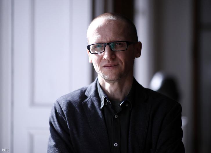 Szilárd Demeter, the current director of PIM