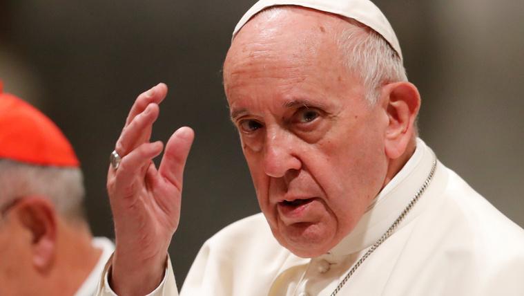 Az apácák zaklatása ellen is küzdeni fog Ferenc pápa