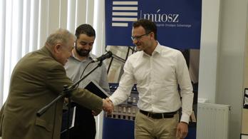 Európánkért díjjal tüntették ki az EUrologus újságíróit