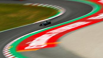 Hátrányban a frissített Ferrari Barcelonában