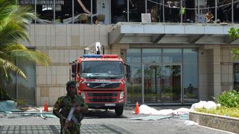 A Srí Lanka-i robbantók összeköttetésben álltak az Iszlám Állammal