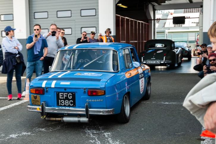 Ferjáncz Attila korai renault-s sikerei egy ilyen R8 Gordinival jöttek