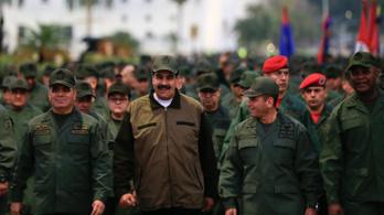 Maduro: A venezuelai kémfőnök a CIA-nak dolgozott