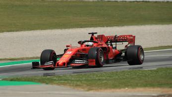 Az utolsó szektor kicsinálja a Ferrarit