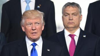 Republikánus és demokrata törvényhozók is Trumpnál tiltakoznak Orbán látogatása miatt