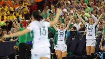 Parádés játékkal jutott BL-döntőbe a Győr