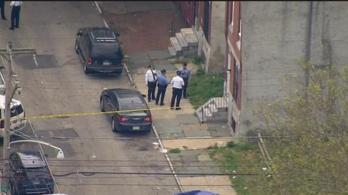 Tinédzserek lövöldöztek Philadelphiában, öten megsérültek