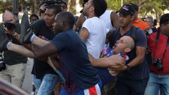 Engedély nélkül is megtartották Kubában a melegfelvonulást