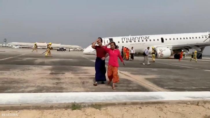 2019-05-12T062516Z 2138521149 RC15B057F610 RTRMADP 3 MYANMAR-AIR