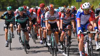 Giro: a német bajnok volt a leggyorsabb