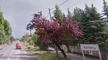 A Dunántúlon már fákat dönt a szél
