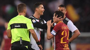 C. Ronaldo: Túl kicsi vagy, hogy dumálj