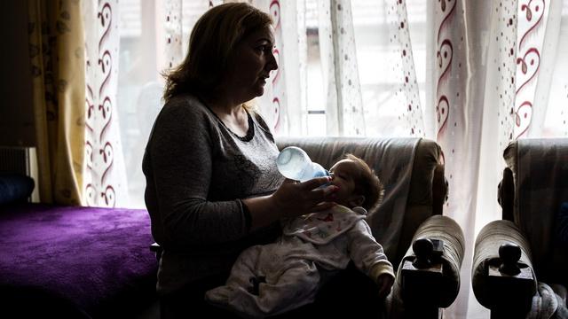 Varga Máriáéknál jelenleg öt nevelt gyerek van.