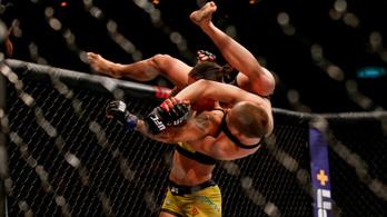 Amikor a bika törli fel a padlót a UFC-bajnok torreádorral